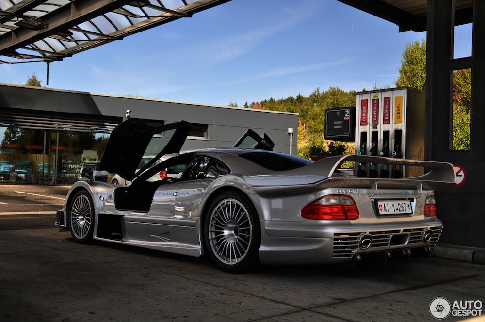 Kopen: Mercedes AMG CLK GTR!