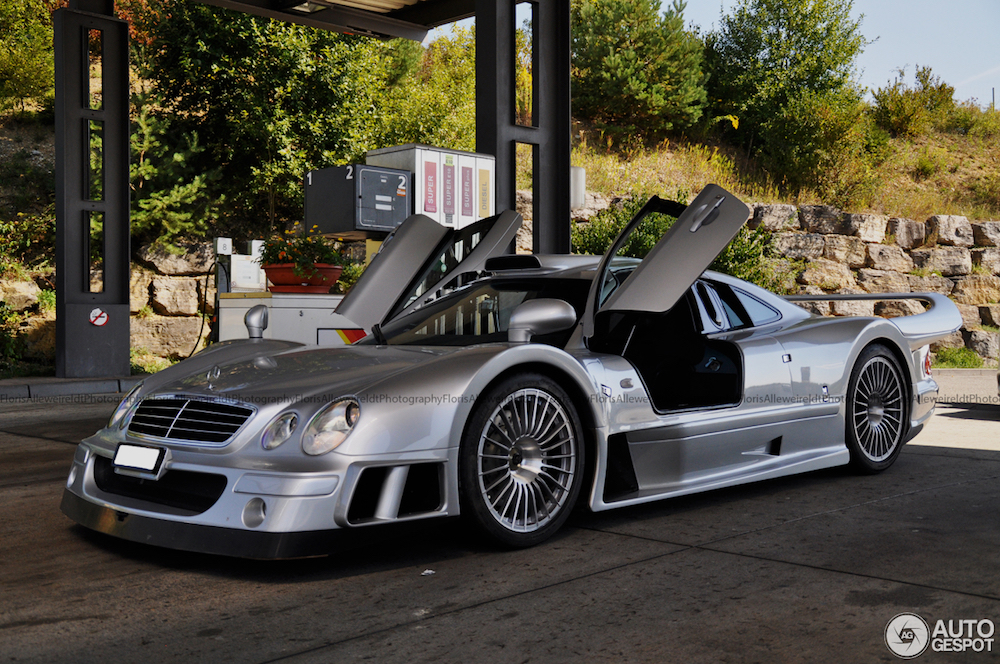 For sale: Mercedes AMG CLK GTR chassis No. 9!
