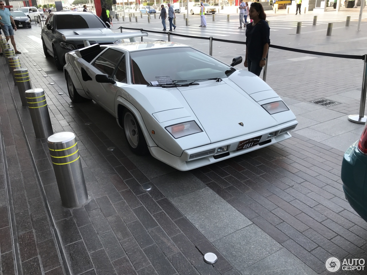 Countach in Dubai