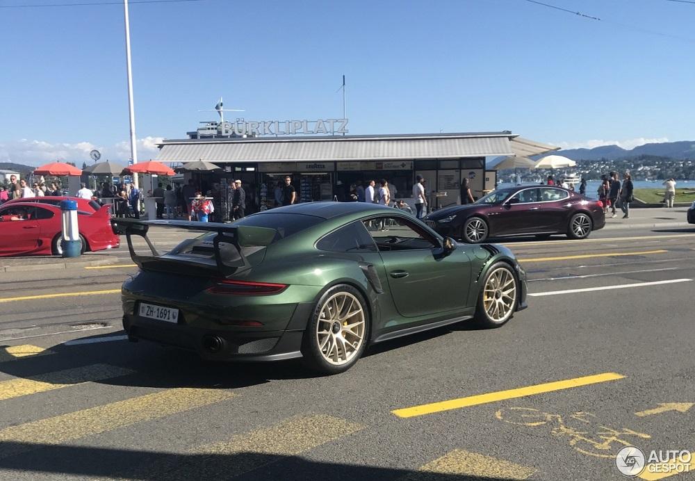 Dit waren de Porsche GT2 RS'en van de afgelopen week