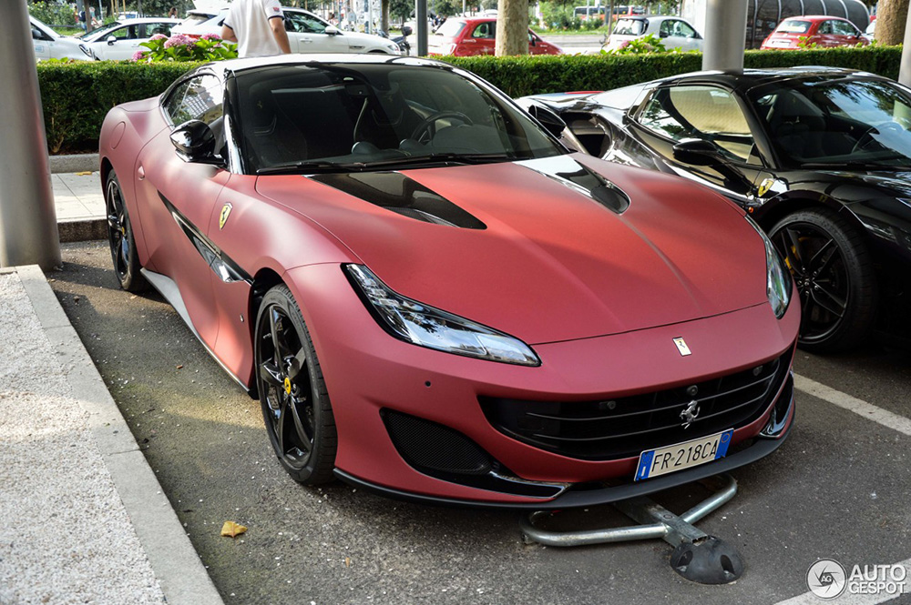 The Portofino is considered a true Ferrari