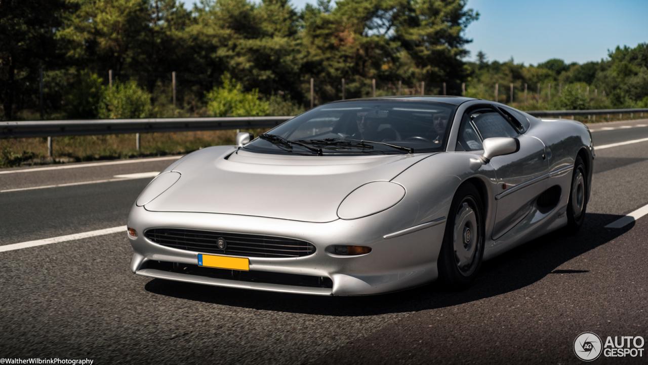 Gaan we deze Jaguar vaker zien?