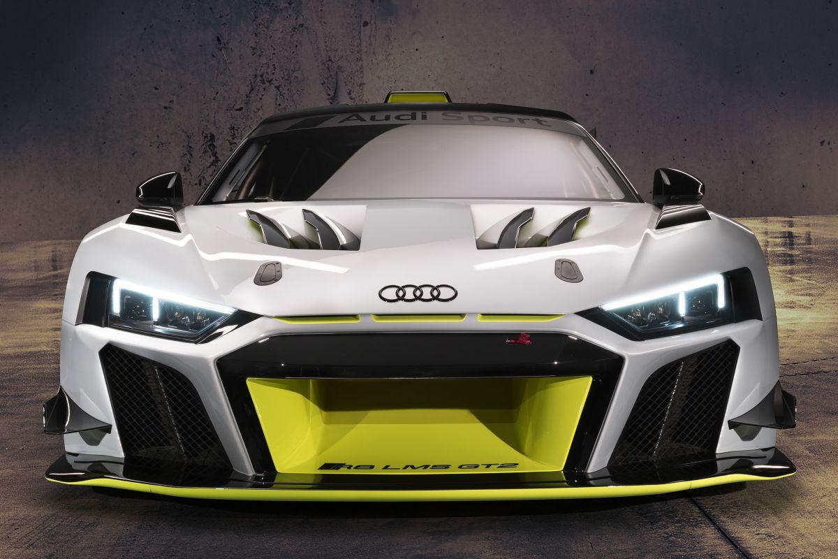 Nieuwe gentleman racer van Audi is een plaatje