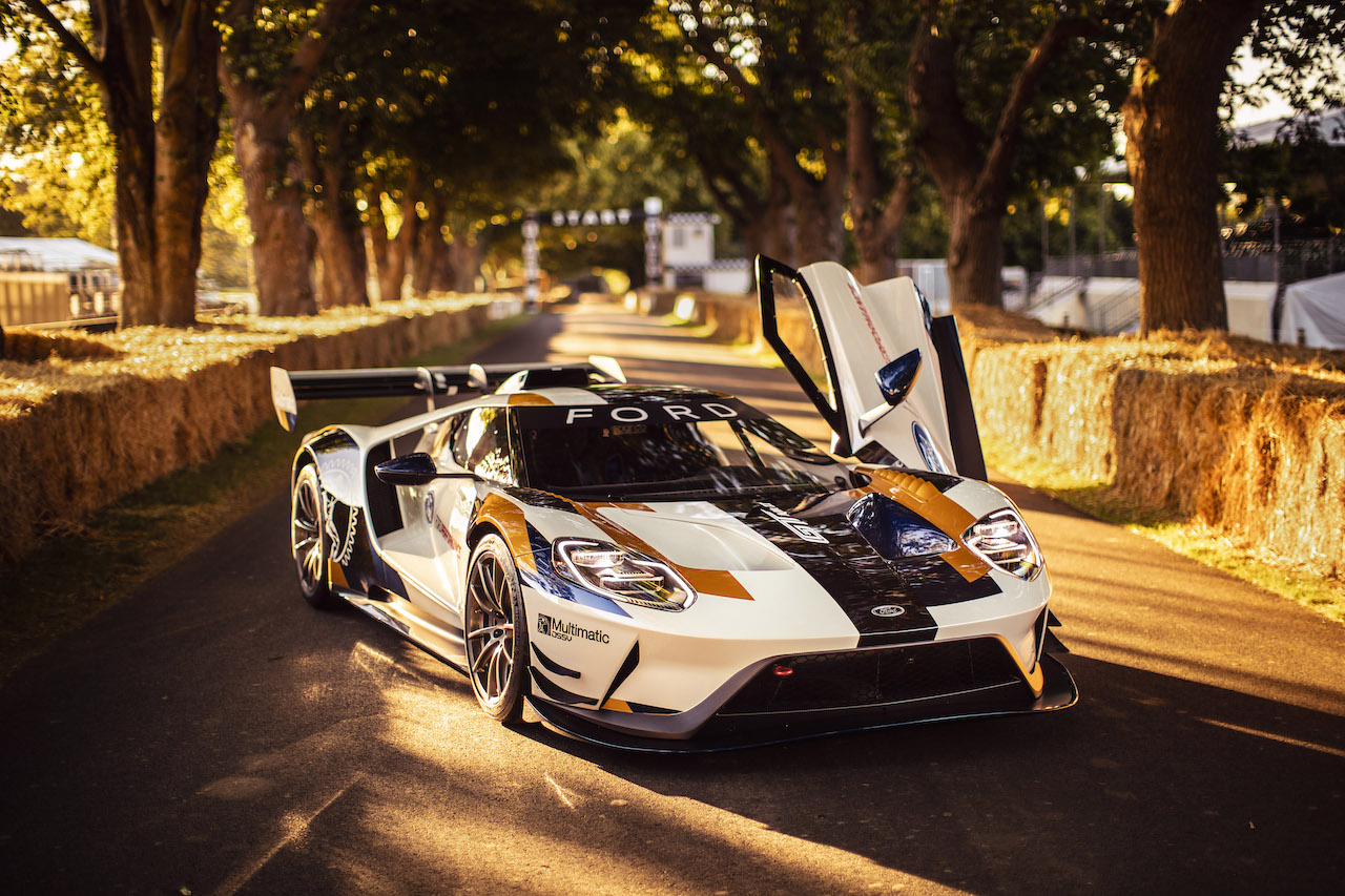 Here is the Ford GT MkII