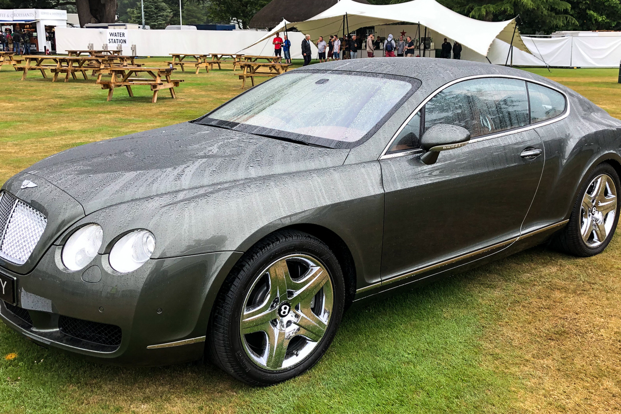 Goodwood Festival of Speed: Bentley Centenary Concours