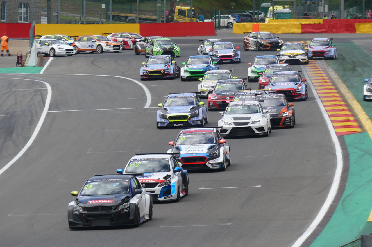 Evenement: International GT Open op Spa Franchorchamps
