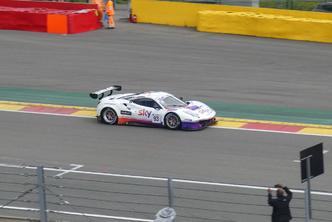 Evenement: International GT Open op Spa Franchorchamps
