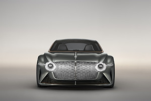 Bentley reimagines the future of Grand Touring with EXP 100 GT