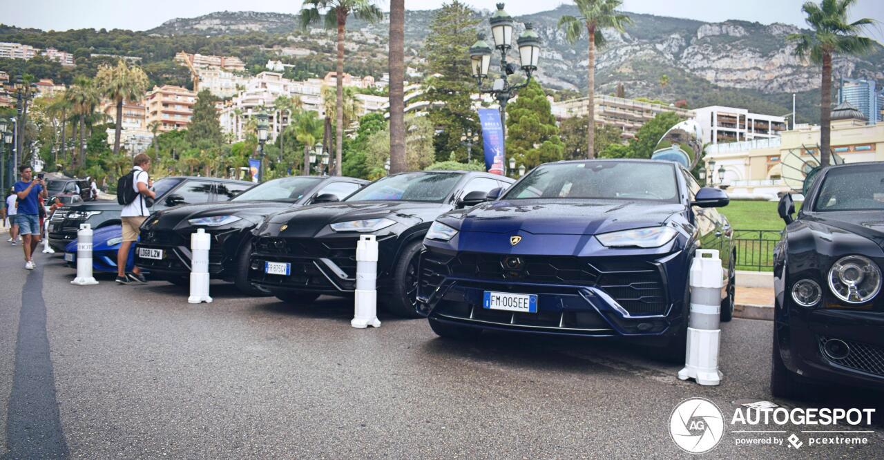 Zo exclusief is de Lamborghini Urus