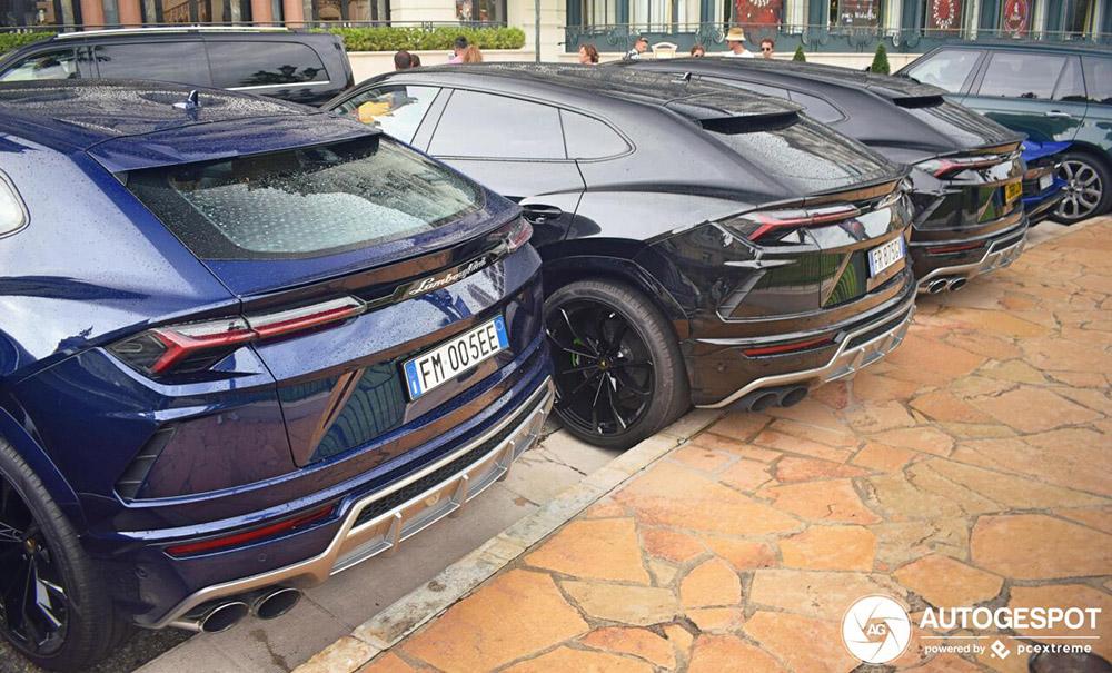 Zo exclusief is de Lamborghini Urus (niet)