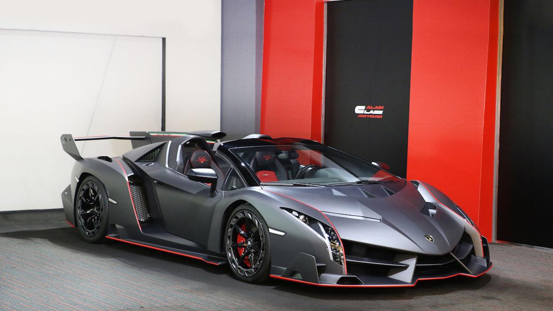 Deze Lamborghini Veneno staat te koop