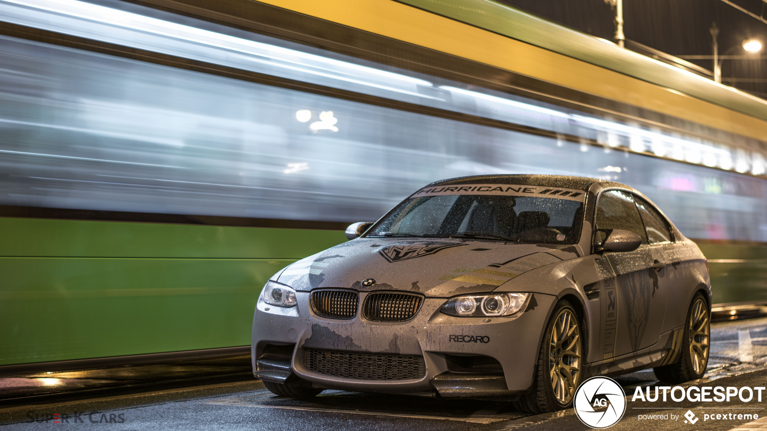 BMW M3 E92, aangepakt door G-Power