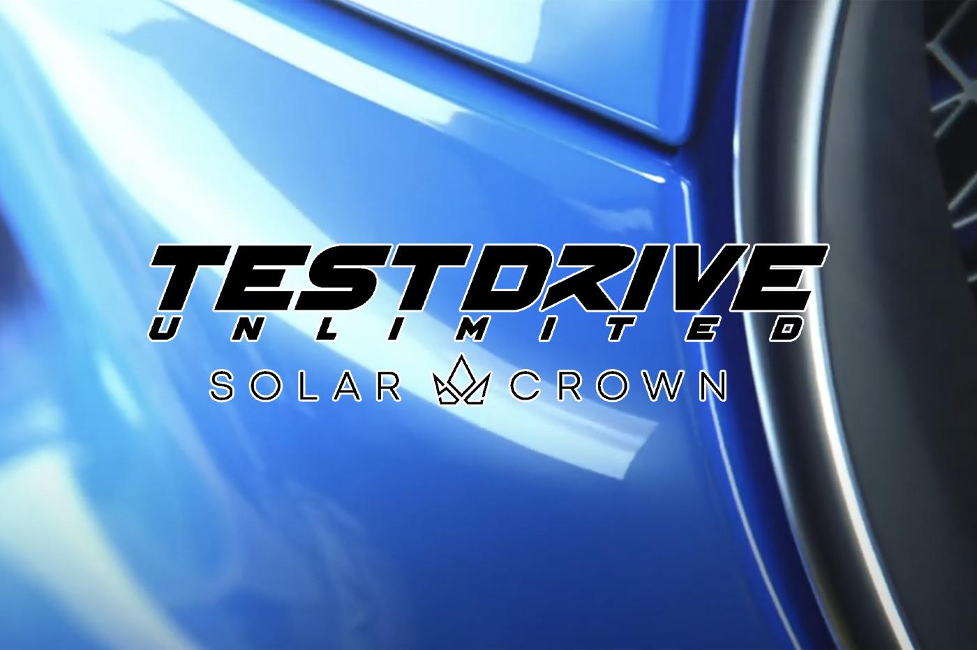 Nieuwe Test Drive Unlimited aangekondigd!