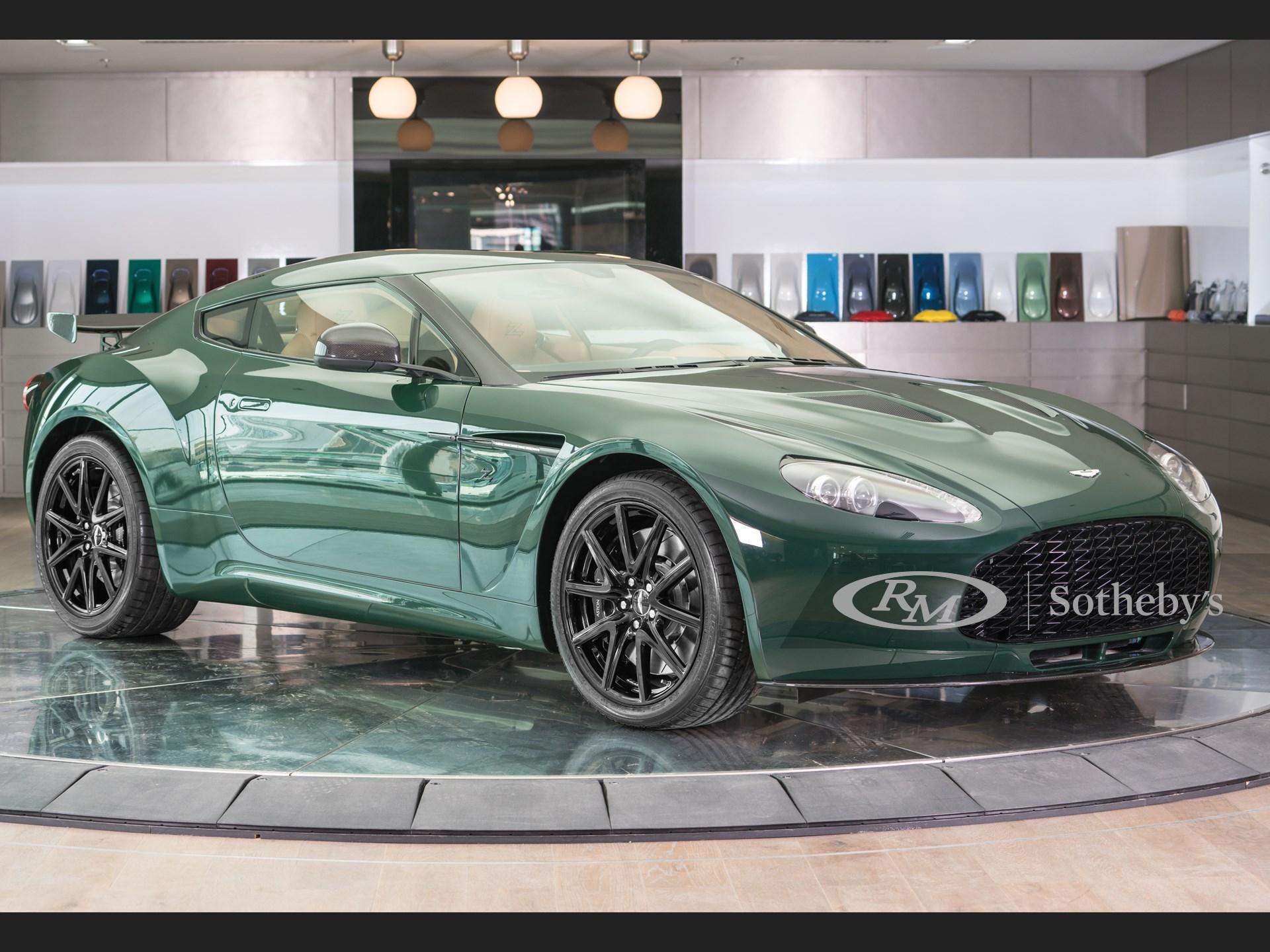 Zeldzamer dan zeldzaam: Aston Martin V8 Zagato!