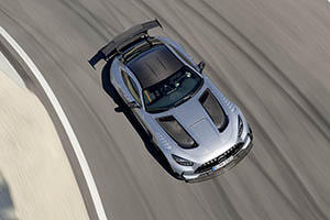 You don't get better: Mercedes-AMG GT Black Series