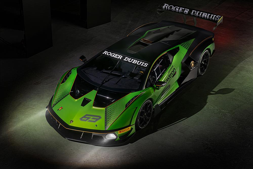 Lamborghini Essenza SCV12 is af en gelimiteerd op 40 stuks