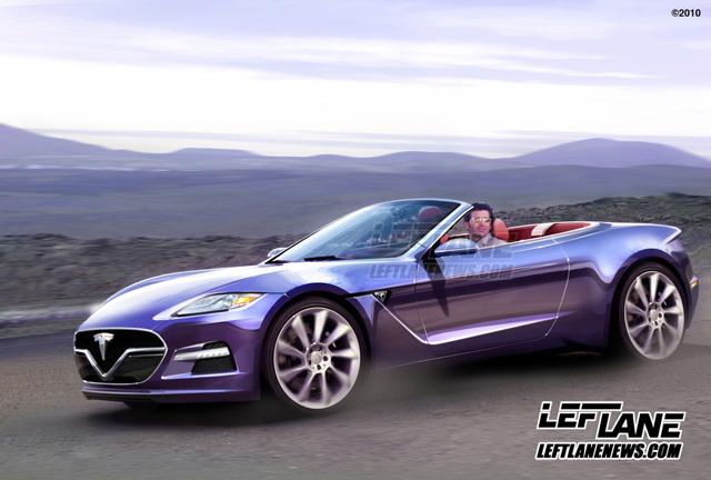 Waanzinnige Tesla Model R Voor Het Eerst In Beeld Gebracht