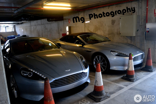 Spotted New Aston Martin Db9 Without Camouflage