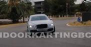 Grotendeels al bekend, nu de details nog: Bentley Continental Flying Spur 2014