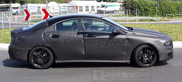 Spyshots: Mercedes-Benz CLA 45 AMG