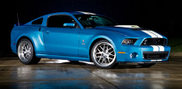 Don't underestimate it: Ford Mustang Shelby GT500 Cobra