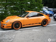 Spotted: Superbly composed Porsche 997 GT3 RS