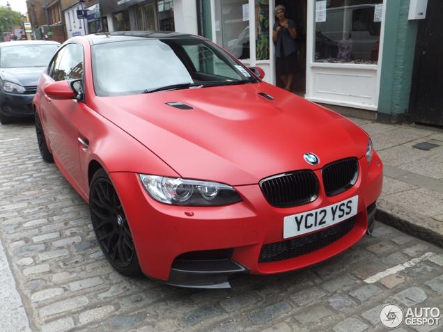Gespot: één van de 30 BMW M3 M Performance Editions