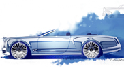 Bentley is coming with an open version of the Mulsanne