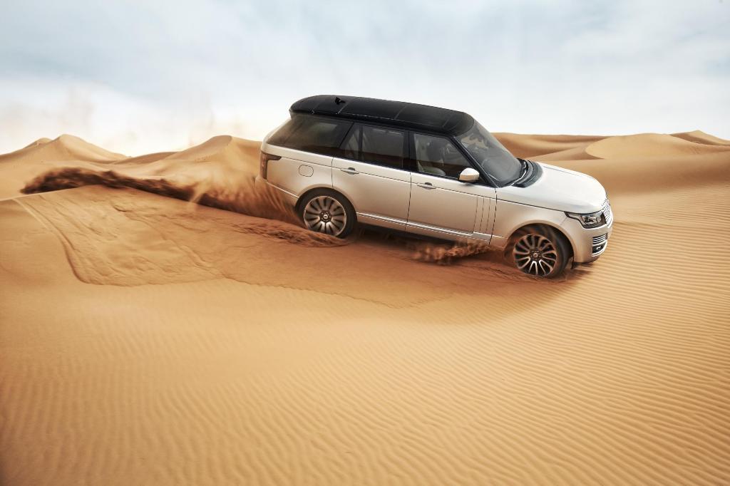 Compleet nieuw: de Land Rover Range Rover