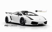 Prior Design makes the Lamborghini Gallardo PD-L800 Widebody