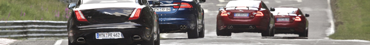 Special: Jaguar Driving Experience on the Nürburgring