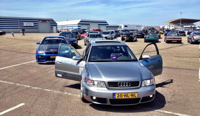 Spotters opgelet: bijzondere Audi RS4 Avant B5 gestolen