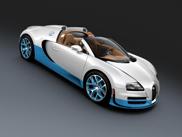 Special Bugatti on Pebble Beach Concours d'Elegance