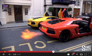 Video: Lamborghini susisaudymas!