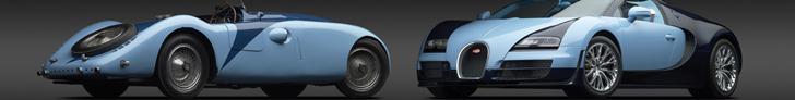 """Bugatti Veyron 16.4 Grand Sport Vitesse """"Jean-Pierre Wimille"""" edizione"""