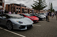 Evento: Cars & Coffee em Perth