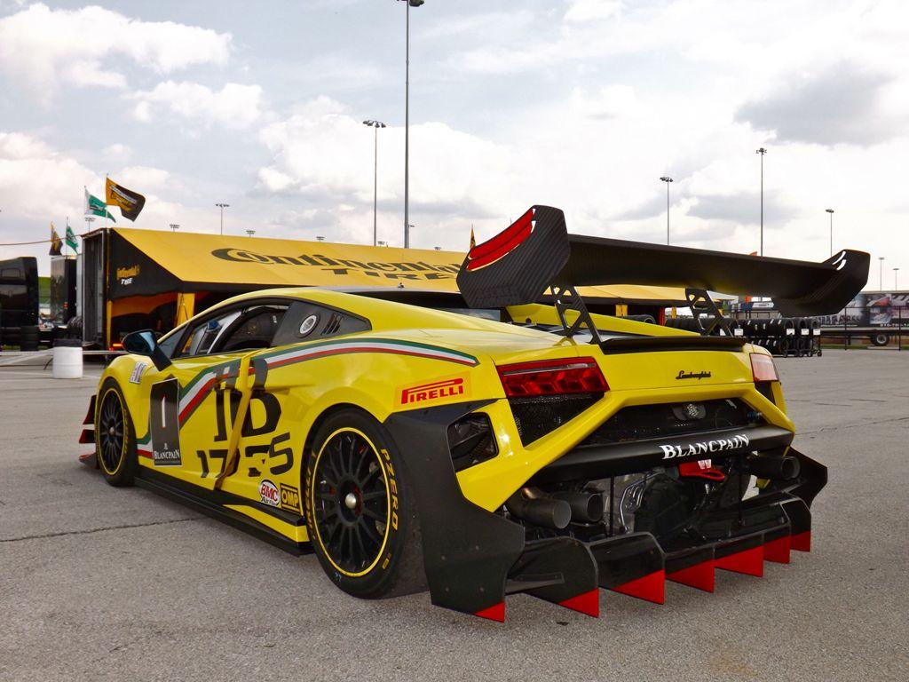 Fotoshoot: Lamborghini Gallardo LP570 4 Super Trofeo