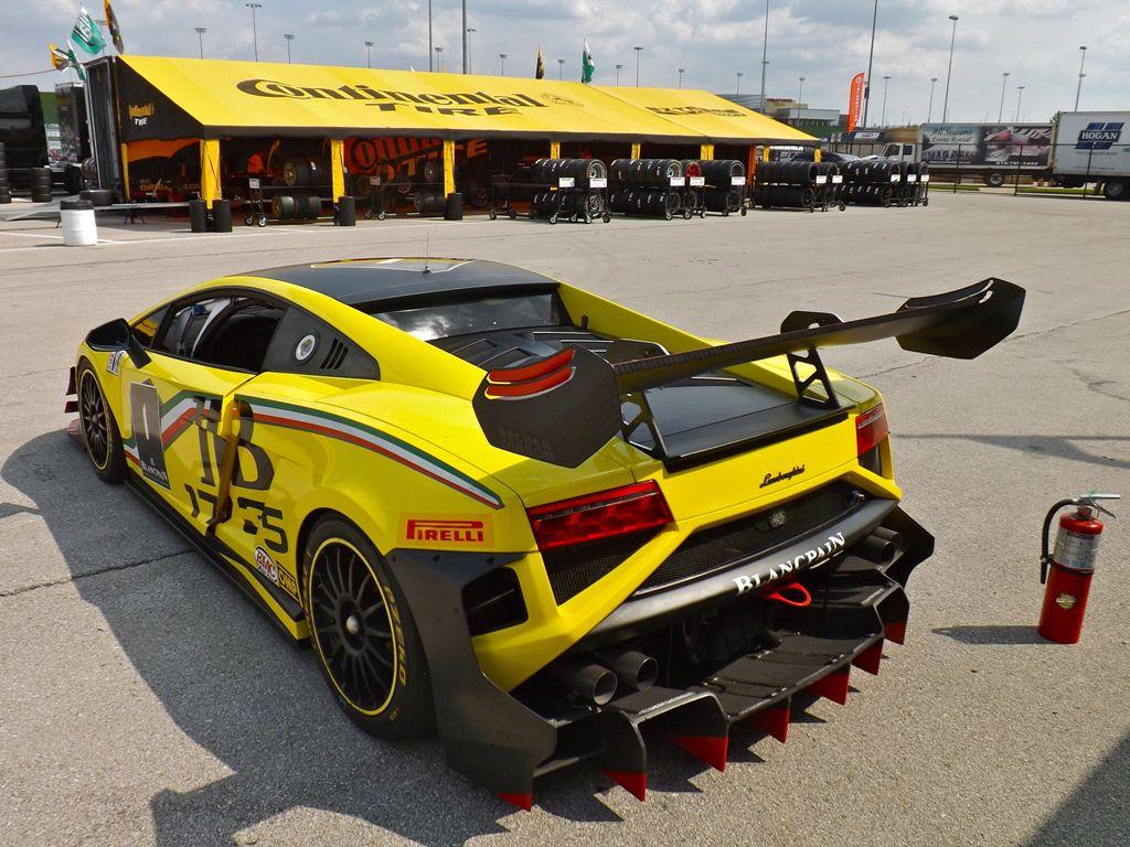 Fotoshoot: Lamborghini Gallardo LP570 4 Super Trofeo ...