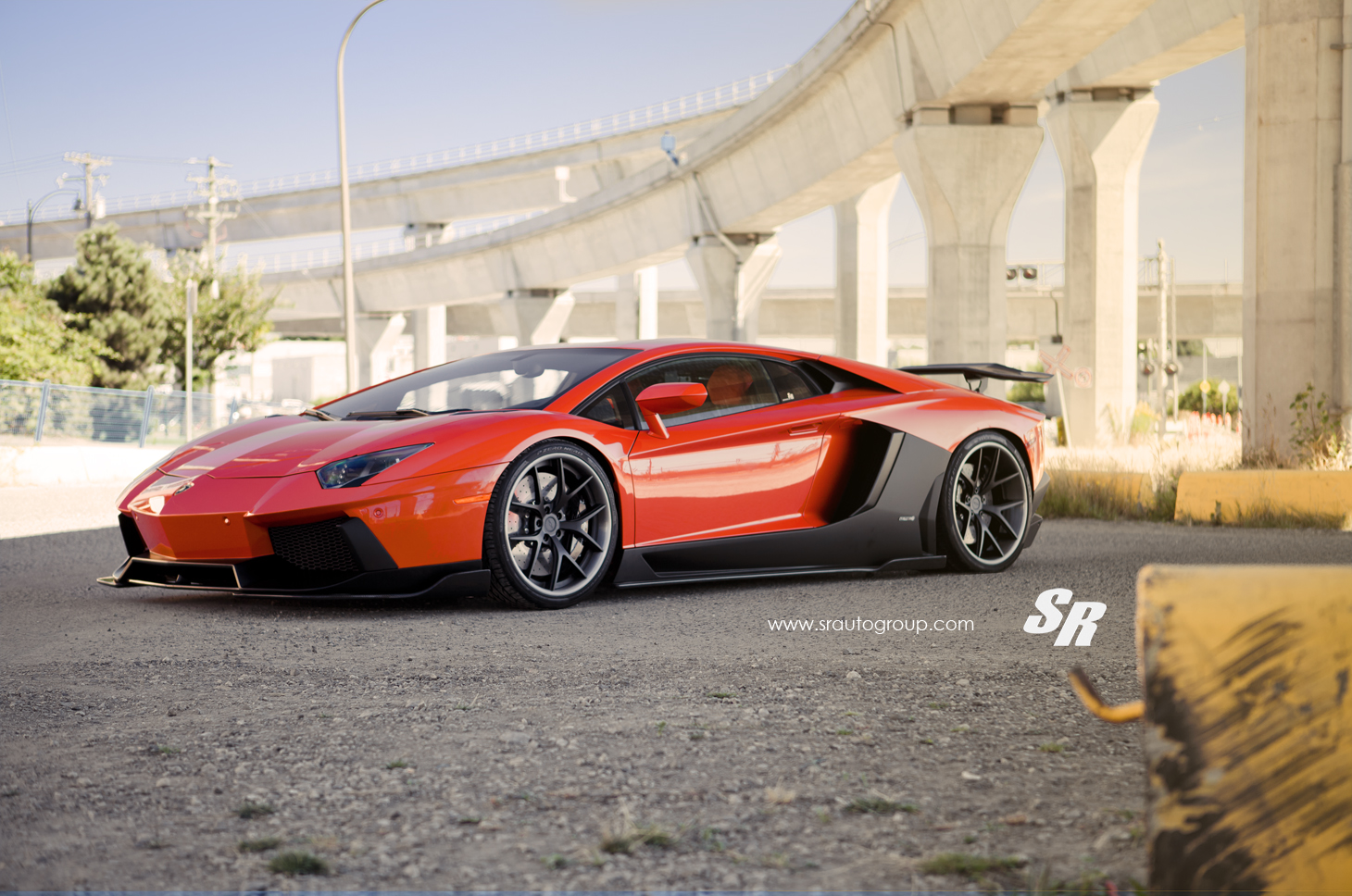 Sr Auto Group Shows Aventador Lp700 4 Lp700 4 Lb Performance