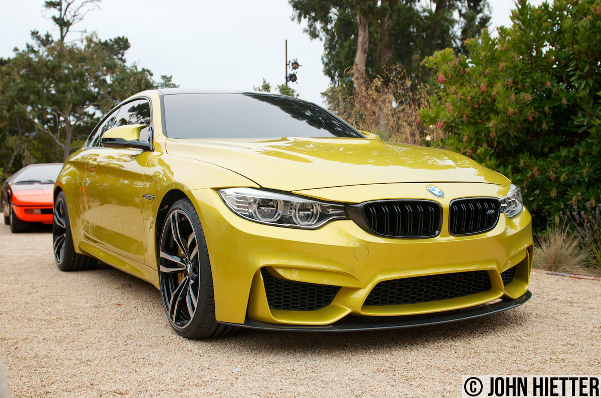 Pebble Beach Photo Gallery Bmw M4 Coupe Concept