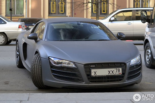 Audi R8 V10 Phantom Edition: only for Russians