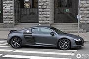 Audi R8 V10 Phantom Edition: Somente para Russos