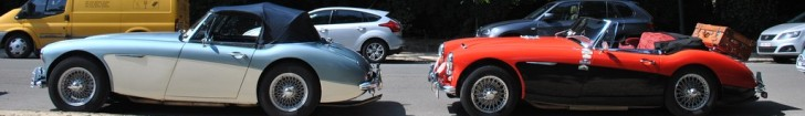 Rallye des Chalets: pięć dni zabawy dla oldtimerów