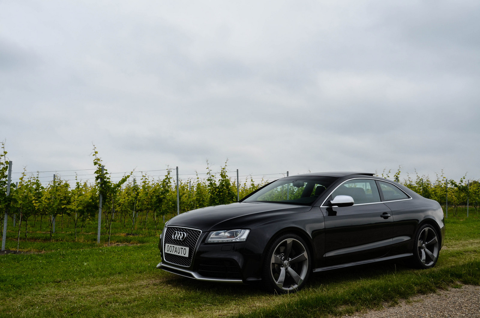 Photoshoot Audi Rs5