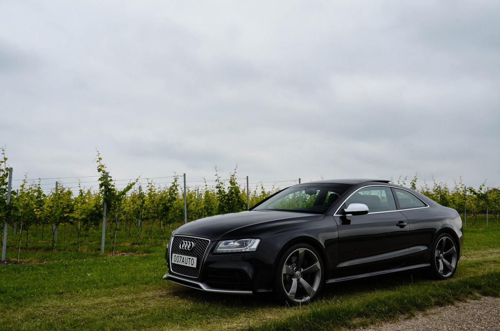 Photoshoot Audi Rs5