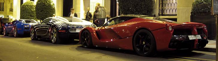 Kombo od milion dolara u Parizu