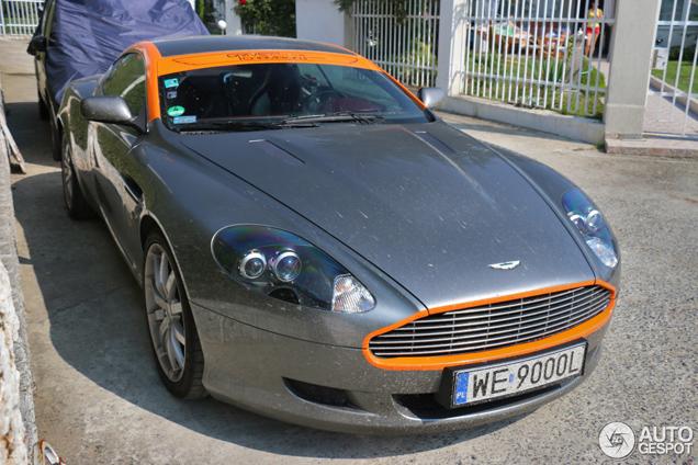 Aston Martin registreert alvast nieuwe namen