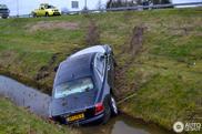 Rolls-Royce Ghost sleteo sa puta u Holandiji
