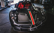 Kris Singh has the first one-off Pagani Huayra