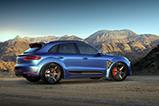 TopCar stuurt Porsche Macan de sportschool in